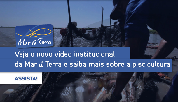 Vídeo institucional Mar & Terra